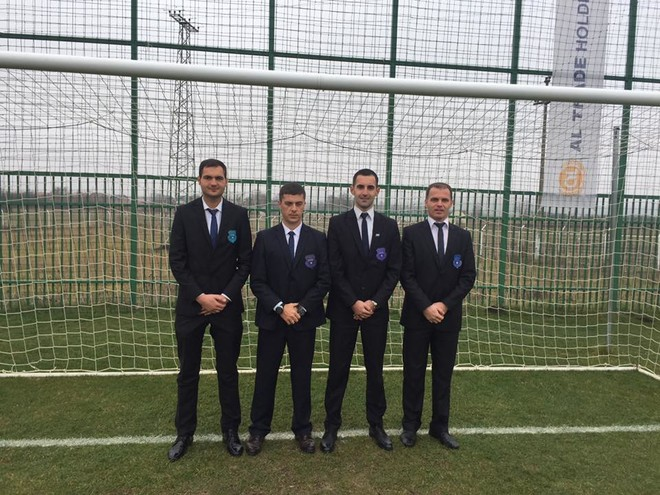 Referët e Kosovës të licencuar nga FIFA