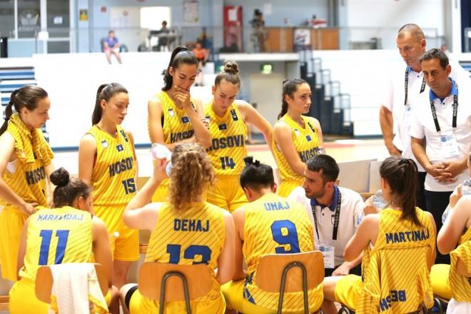 FBK organizatore e FIBA U20 për femra