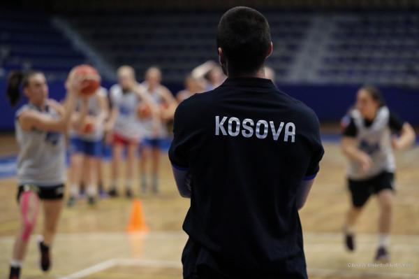 Kosova U20 nesër nis turneun FIBA W EuroChallangers