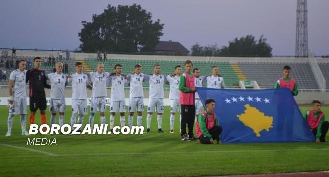 Pa fitues mes Azerbejxhanit e Kosovës U21