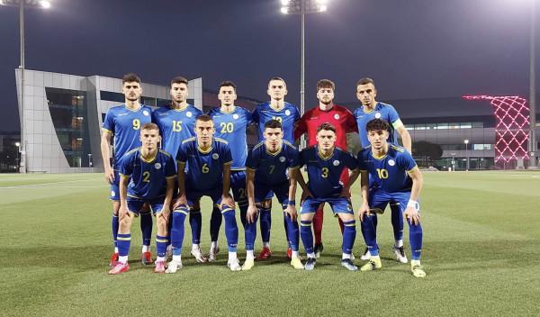 Kosova U21 barazon me Katarin U23