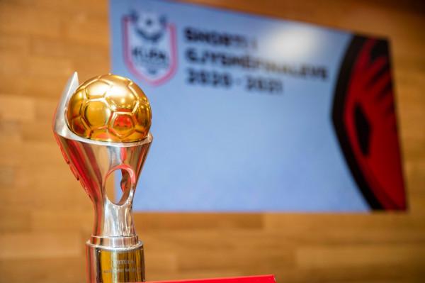Finalja e Kupës së Shqipërisë, me tifozë