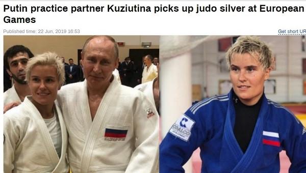 Majlinda mposhti partneren e Putinit