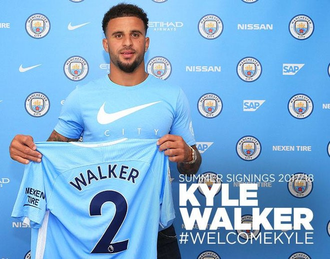 Walker me rekord te City