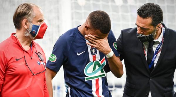 Mbappe mungon në Champions