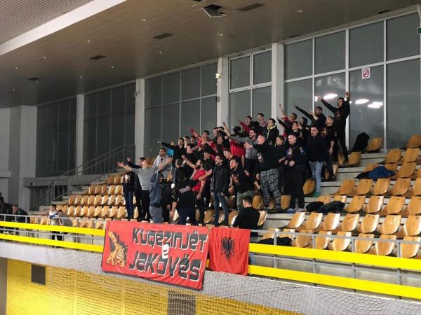 Edhe KZJ mobilizohen për Shqipërinë