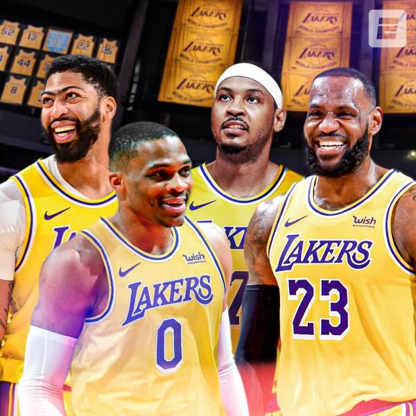 Zyrtare: Carmelo Anthony në Lakers