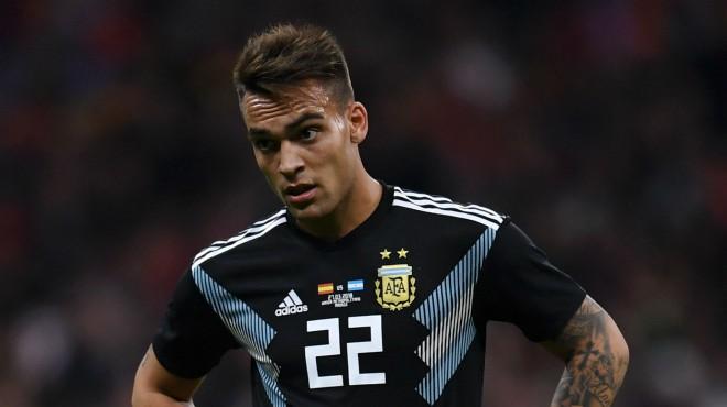 Lautaro Martinez zyrtarisht te Interi
