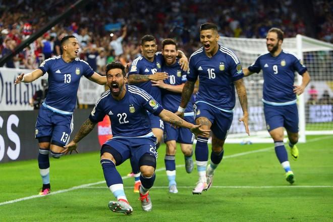 Rafal argjentinas për finale