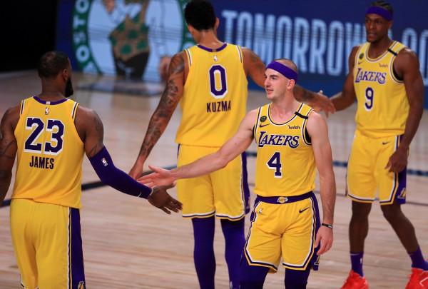 Pas 10 viteve Lakersi në finale të Konferencës