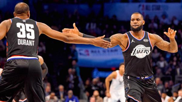 James vs Durant, caktojnë lojtarët për All Star 2021