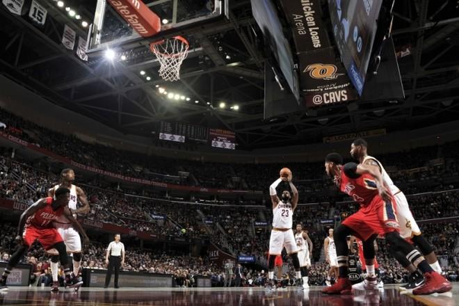 Cleveland fiton pa Irvingun