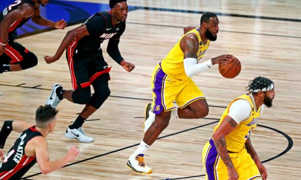 Lakers një fitore larg titullit