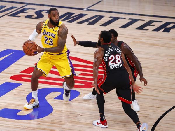 Lakers-Miami me shikueshmëri më të ulët në histori