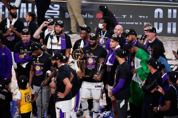 NBA 2020/21, parashikime për sezonin e ri