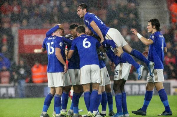 Leicester shënon rekord në Premier League
