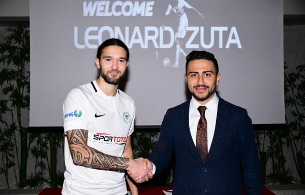 Leonard Zuta transferohet në Turqi