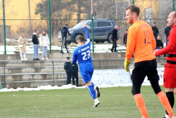 Leonit Abazi flet pas ndeshjes ku shënoi dy gola