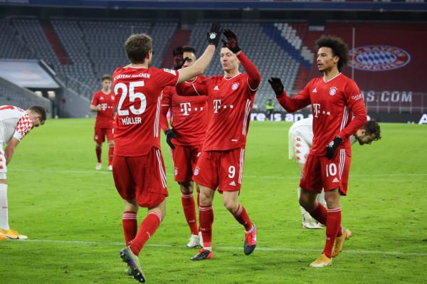 Futbollisti kryesor i Bayernit humb finalen!