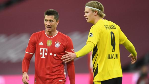 Superkupa: Dortmund - Bayern Munich