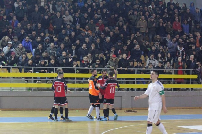 Përcaktohen finalistët në Play Off-in e futsallit