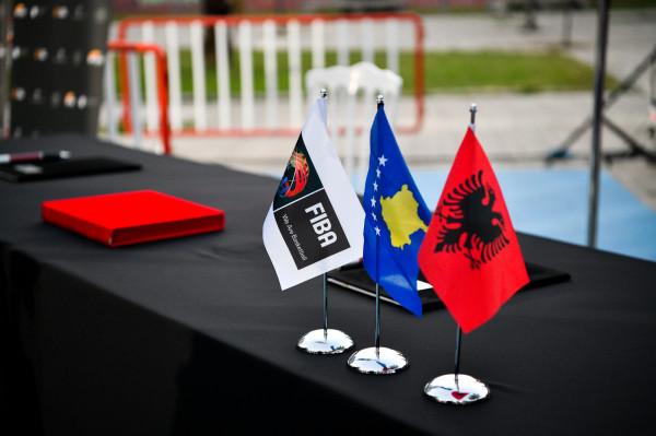 """Ponari: """"Shqipëri e Kosovë bashkë në basketboll!"""""""
