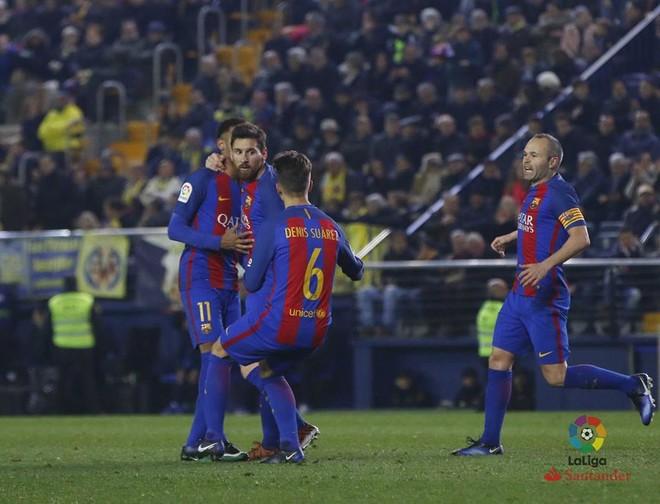 Messi shpëton Barcelonën nga humbja e radhës