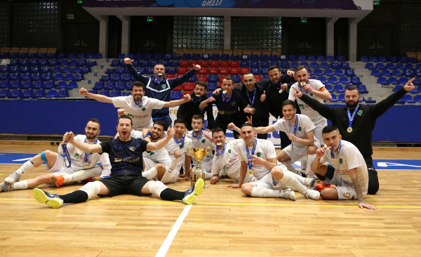 FC Liqeni fitues i Kupës së Kosovës në futsall