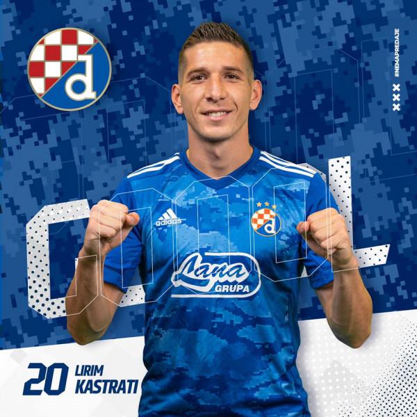 Kastrati debuton në Champions, shënon, Dinamo kualifikohet