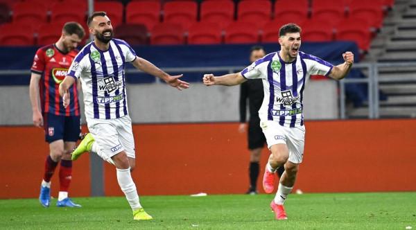Kastrati hero i finales, shënon në vazhdime për ta fituar Kupën e Hungarisë