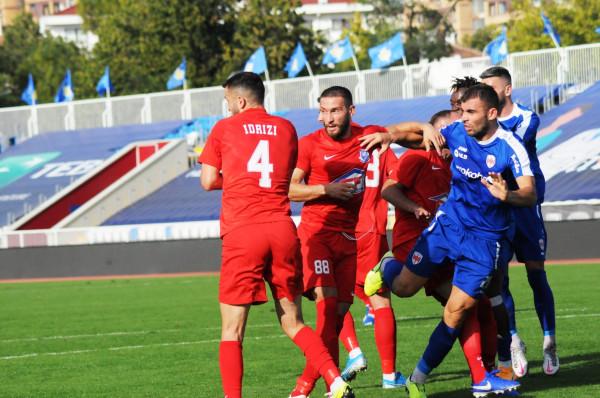 Formacionet zyrtare: Prishtina - Llapi