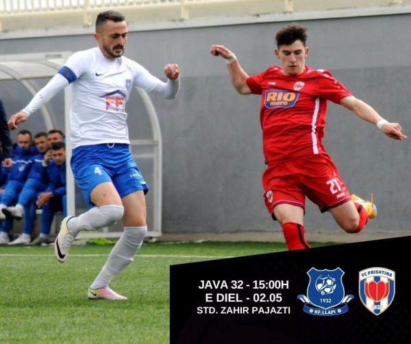 Me 1 humbje në 21 ndeshjet e fundit, Prishtina luan për fitore