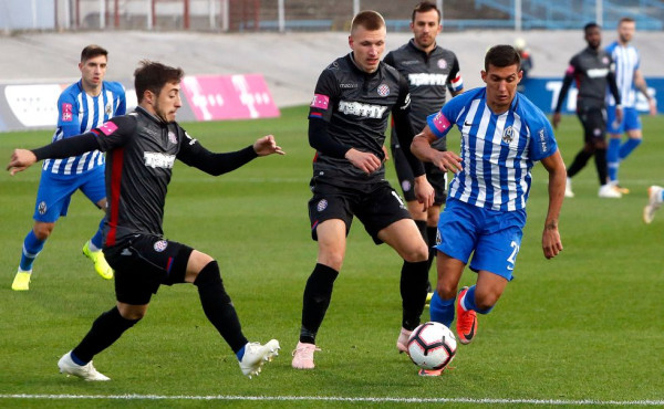Gol dhe asist nga Uzuni në fitoren e Lokomotivës