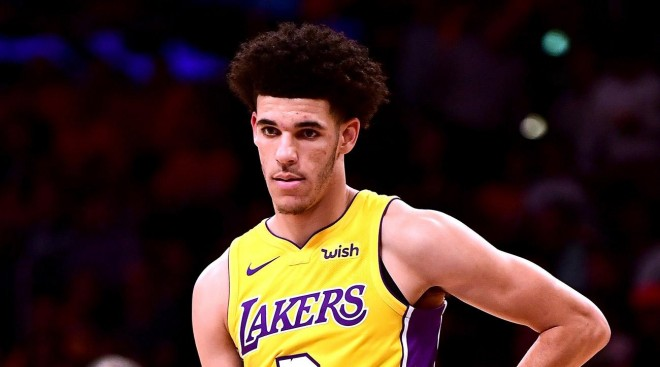 Lonzo Ball, lë pas LeBron Jamesin