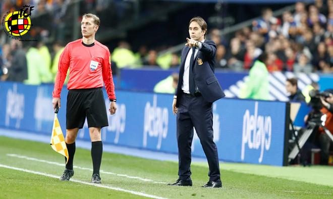 Spanja shpall listën para kualifikueseve
