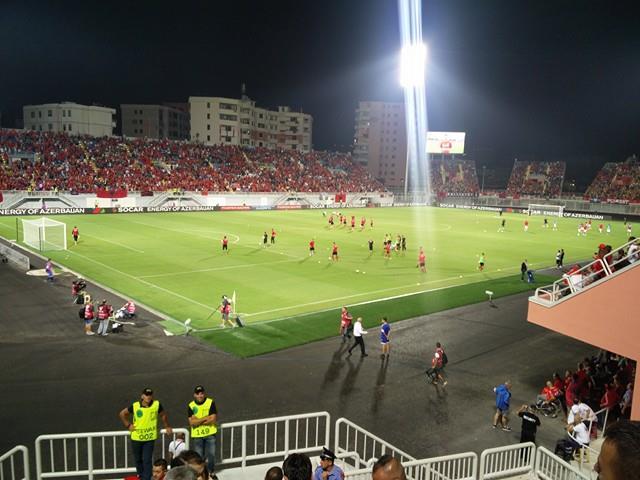 Formacioni i mundshëm i Shqipërisë