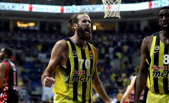 Fitorja e dhjetë për Fenerbahçen