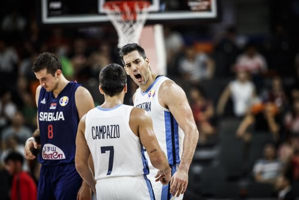 """Argjentina bën """"tango"""" me Serbinë"""