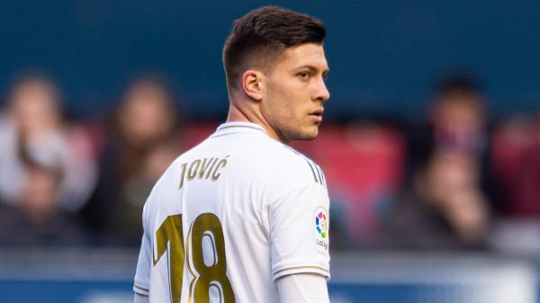 Jovic do rikthehet në Madrid