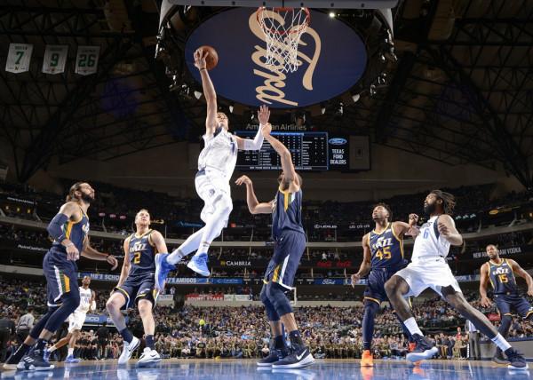 Dallasi bën Jazz me Utah
