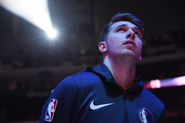 Luka Doncic me triple-double dhe rekord personal