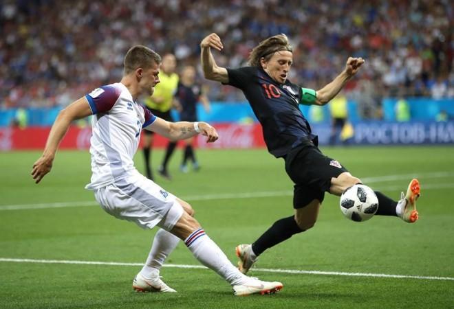 Kroacia perfekte, në krye me pikë të plota