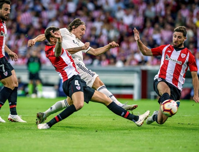 Reali ndalet nga Bilbao!