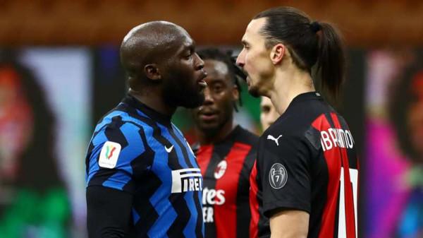 Federata e Italisë dënon Ibrahimovicin dhe Lukakun
