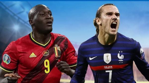 Formacionet zyrtare: Belgjika - Franca