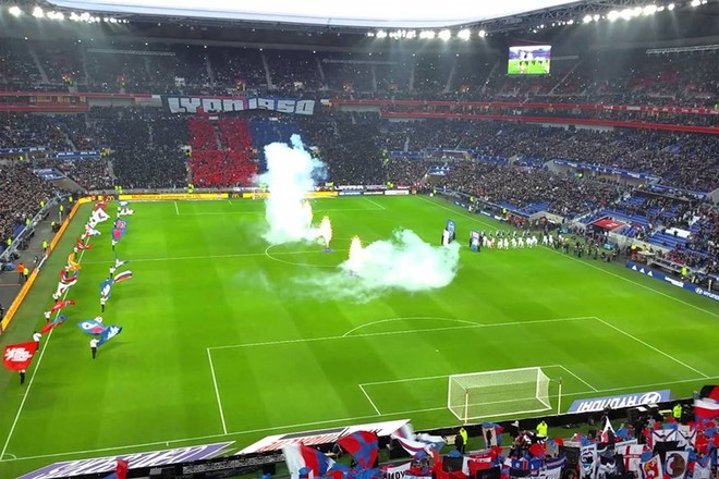 Pas pak fillon ndeshja Lyon - Besiktas