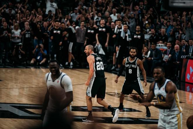 Vjen fitorja e nderit nga Spurs