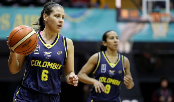 Basketbollistja e parë nga Kolumbia, kampionja përforcohet