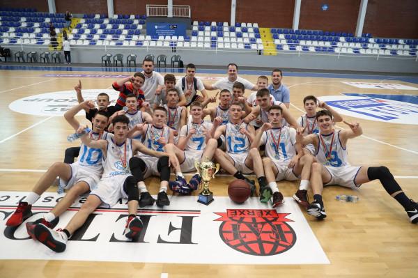 Marigona Hill Prishtina, kampione e Kosovës U16