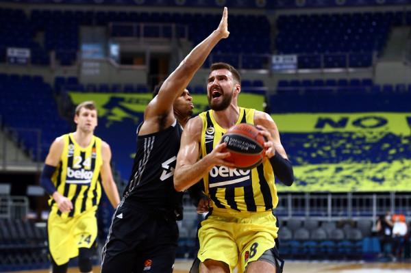 Fitorja e dytë rresht për Fenerbahçen